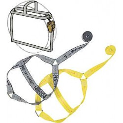 B/A Products - 38-TYS60 - Cargo Strap, Ratchet, 7 ft. 1 In. x 2 In.