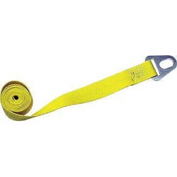 B/A Products - 38-TYS70 - Keyhole Strap, Ratchet, 7 ft 1 In x 2 In