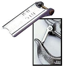 Columbus McKinnon - 4X412 - Stainless Steel Latch Kit For 412 Eye Hoo