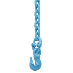 B/A Products - G12-3810SGG - 10 ft. Powder Coated Steel Chain Sling with SGG Sling Type