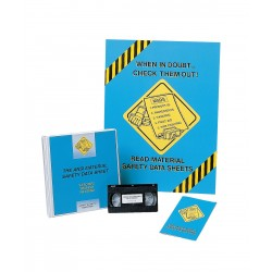 Marcom Group - K000FAL9EM - Fall Protection DVD Kit