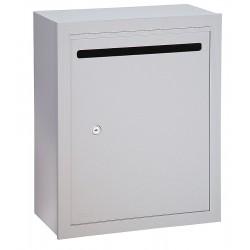 Salsbury Industries - 2240AP - Letter Box, Alum, Surface