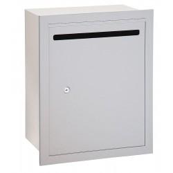 Salsbury Industries - 2245AP - Letter Box, Alum, Recessed