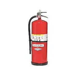 Amerex - 567 - Dry Chemical Fire Extinguisher with 30 lb. Capacity and 21 seg. Discharge Time