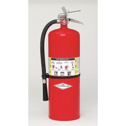 Amerex - 423 - Fire Extinguisher Drying Chemical Amerex 2 Ft Hx10.25 In Wx7 In Dia 20 Pound, Ea