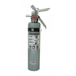 Amerex - B417TC - Dry Chemical Fire Extinguisher with 2.5 lb. Capacity and 10 sec. Discharge Time