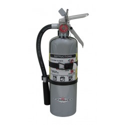 Amerex - B500TC - Dry Chemical Fire Extinguisher with 5 lb. Capacity and 14 sec. Discharge Time