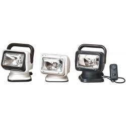 Golight - 7900 - Work Light w/Remote, Halogen