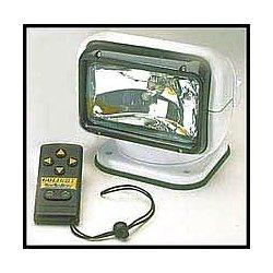 Golight - 2000 - Spotlight, Remote-Controlled, White