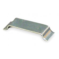 Legrand Group - 1500WC - Steel Wire Clip For Use With 1500 Raceway, Gray