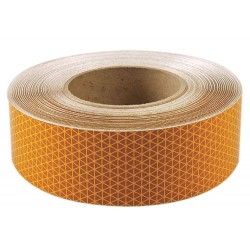 Orafol - 22668 - 5 Year Rflct Tape, Agricultural, Poly, 3inW