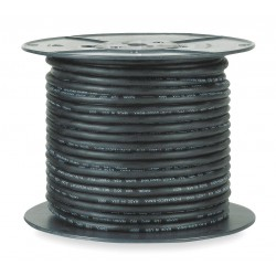 General Cable - 01311.35T.01 - 250 ft. Portable Cord; Conductors: 3, Wire Size: 18 AWG, Jacket Type: SJOOW, Jacket Color: Black