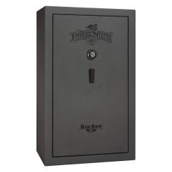 Liberty Safe - BB36-GTT - Gun Safe, 554 lb. Net Weight, 1/2 hr. Fire Rating, Combination Dial Lock Style