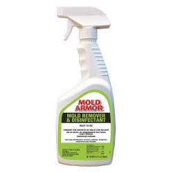 Mold Armor / W.M. Barr - FG552 - Mold Mildew Remover, 32 oz. Spray, 1 EA