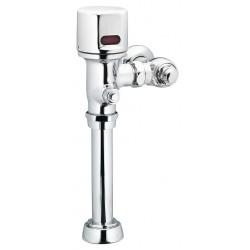 Moen - 8310 - Automatic Flush Valve, Toilet Fixture Type, (4)AA Batteries, 1-1/2 Inlet Size