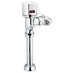 Moen - 8311 - Automatic Flush Valve, Toilet Fixture Type, (4)AA Batteries, 1 Inlet Size