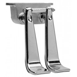 Columbia Sanitary Products - 105L - Brass and Stainless Steel Double Foot Pedal Valve For Use With Mfr. No. 501L, 503L, 521L, 54FSL, 56F