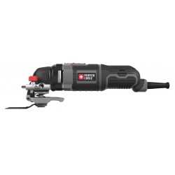 Porter Cable - PCE605K - Porter-Cable PCE605K 3-Amp Corded Oscillating Multi-Tool Kit with 31 Accessories