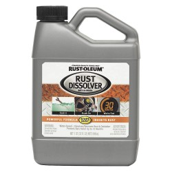 Rust-Oleum - 286749 - Green Rust Remover, 32 oz. Container Size