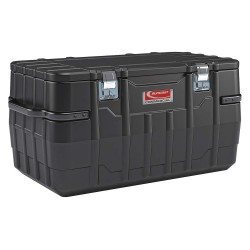 Suncast - BMJBCPD4824 - 23-7/8 x 25-3/4 x 48 Jobsite Box, 13.3 cu. ft., Black