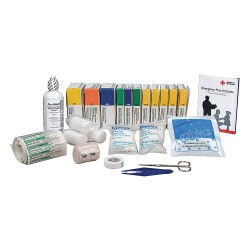 First Aid Only - 225-REFILLGR - First Aid Kit Refill, Refill, Cardboard Case Material, General Purpose, 50 People Served Per Kit
