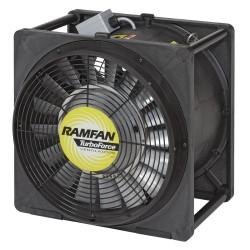 Euramco Safety - EFI50XX - Conf.Sp.Fan, Ax.Ex-Prf, 16In, 1/2 HP, 230V