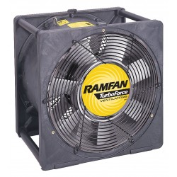 Euramco Safety - EFI150XX - Conf.Sp.Fan, Ax.Ex-Prf, 16In, 1-1/2 HP, 230V