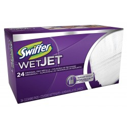 Swiffer - 8443 - Refill Mopping Pads for 40K037, 4 PK
