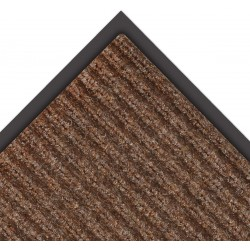 Notrax - 109S0035BR - Brown Needle-Punched Yarn, Entrance Mat, 3 ft. Width, 5 ft. Length