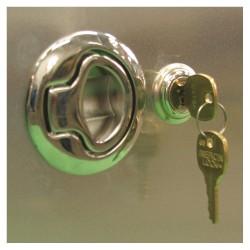 Hepacart - KS - Door Lock and Key Set