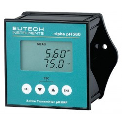 Thermo Scientific - 56717-32 - pH/ORP Monitor, LCD