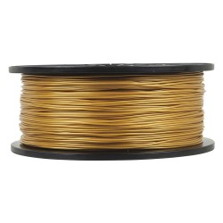 Monoprice - 12297 - Filament 3dabs 1.75mm 1kg/spool_ Gold