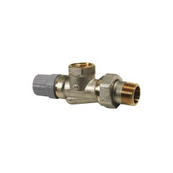 Danfoss - 013G-8018 - Side Mount Angle Valve, 3/4 in.