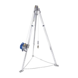 DBI / Sala - 8301030 - Confined Space Entry System, 7 ft. H