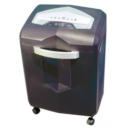 HSM of America - BS14C - Small Office Paper Shredder, Cross- Cut Cut Style, Security Level 3