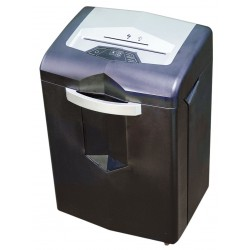 HSM of America - PS825S - Small Office Paper Shredder, Strip-Cut Cut Style, Security Level 2
