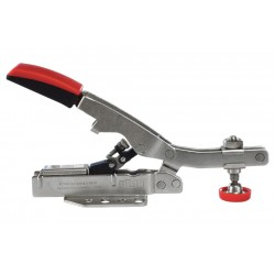 Bessey Tools - STC-HH20 - Horizontal Closing/Base, U Channel Auto-Adjust Toggle Clamp, 450 Holding Capacity (Lb.), 1-3/4 Overall