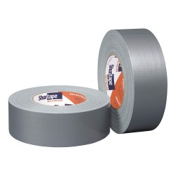 Shurtape - PC 595 - 48mm x 55m Duct Tape, Silver, Package Quantity 24