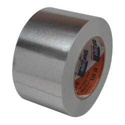 Shurtape - AF 973 - Aluminum Foil Tape, Rubber, 4.40 mil Thick, 72mm X 46m, Silver, 16 PK