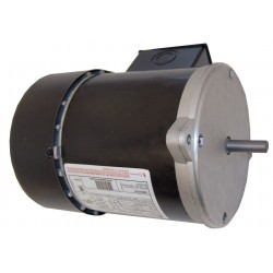 A.O. Smith - C346 - 1/2 HP Auger Drive Motor, 3-Phase, 1725 Nameplate RPM, 208-230/460 Voltage, Frame 56N