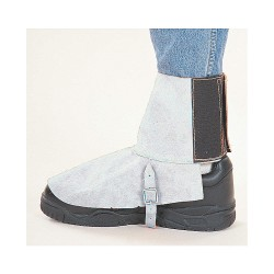 Steel Grip - CL 7250 BC - 7 Leather Spats, Gray
