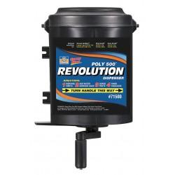 Permatex - 71500 - Soap Dispenser, Wall Mount, 3.8 lb, Plastic
