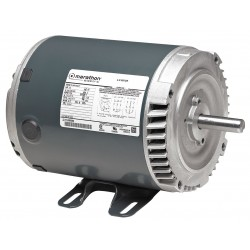Marathon electric regal beloit 324tstdp16002 50 hp for Regal beloit electric motors