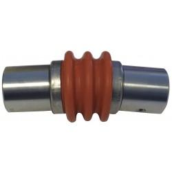 Belden Universal - SSNBUJ1000X1/2KB - Universal Joint, Bore 1/2 In, SS