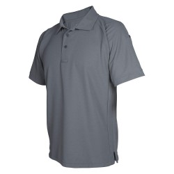 Fechheimer - VTX4000GYP - Mens Tactical Polo, Gray, Short Sleeve, 2XL