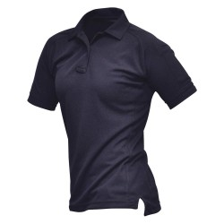 Fechheimer - VTX4010NVP - Womens Tactical Polo, Navy, Short Sleeve, L