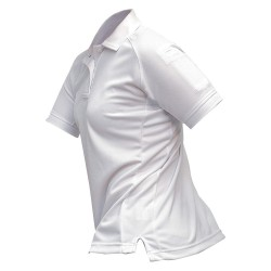 Fechheimer - VTX4010WHP - Womens Tactical Polo, White, Shrt Sleeve, L