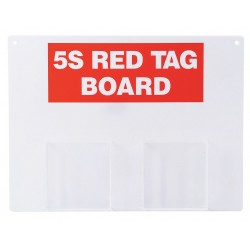5s Red Tag Stations