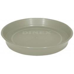 Dinex / Carlisle - DX821031 - 9-3/4 Plastic Induction Heating System Charger Base, Latte; PK12
