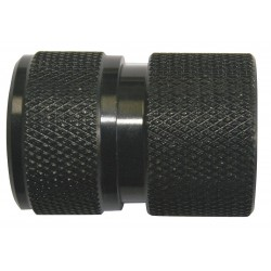 Columbia Sanitary Products - N2FC - Aluminum Coupler, For Use With Mfr. No. N2F, N2FS, N2F48 and N2F4